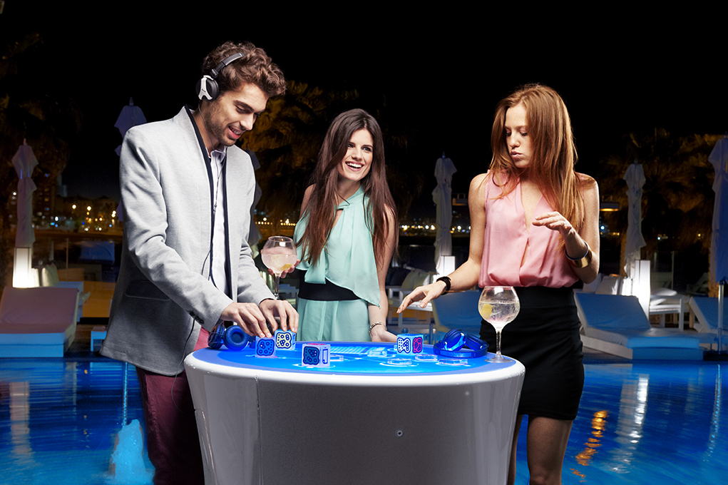 Reactable Experience WD 8